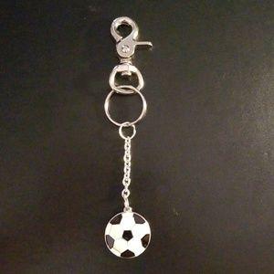 Accessories - Soccer Keychain